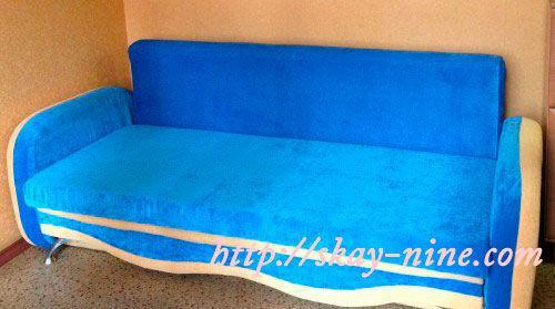 обивка, перетяжка дивана