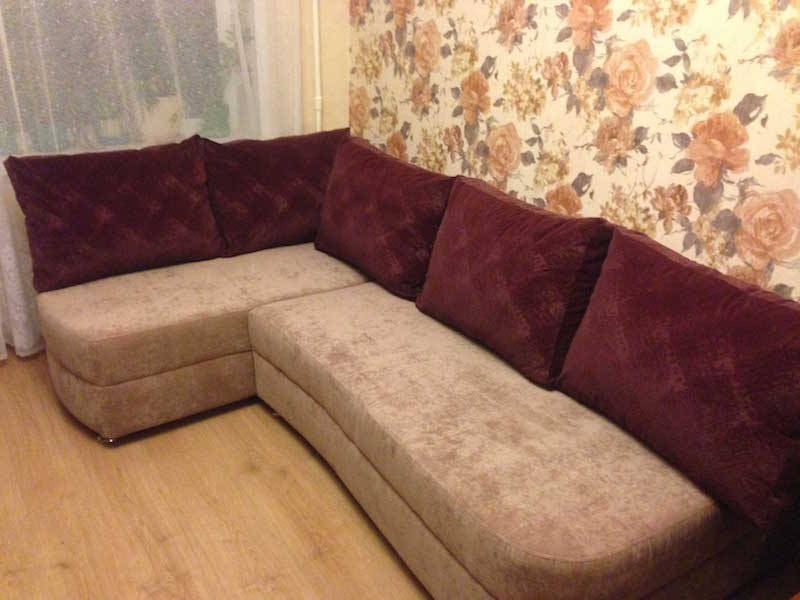 обивка мягкой мебели Самара