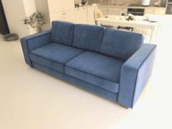 Перетяжка дивана в Самаре