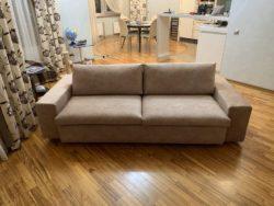 Перетяжка дивана в lambre самара